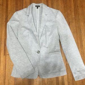 Express notch collar one button blazer, XS